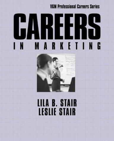 9780658021169: Careers in Marketing