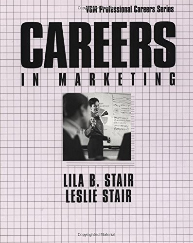 9780658021176: Careers in Marketing (VGM Professional Careers)