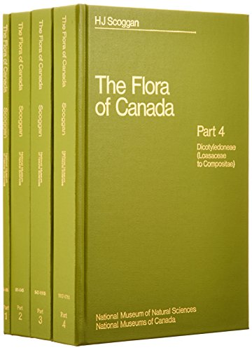 9780660001395: The Flora of Canada (Publications in Botany) (4 Volume Set)