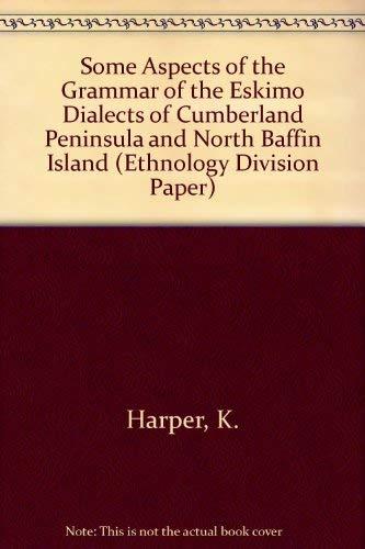 Harper North Baffin Island And Cumberland Peninsula