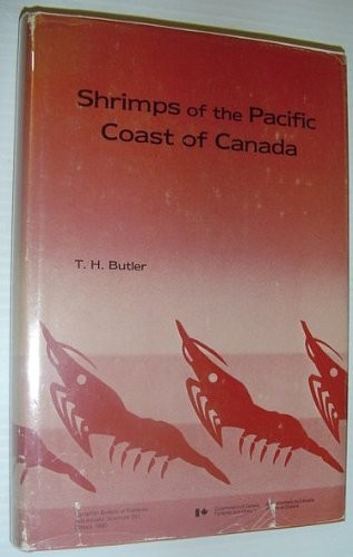 9780660101774: Shrimps of the Pacific Coast of Canada