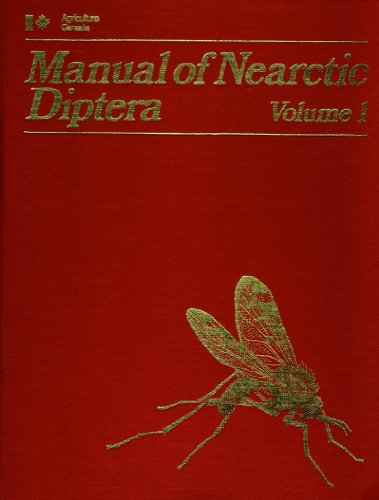 Manual of Neartic Diptera, Volume 1 (Monograph No. 27 / Research Branch, Agriculture Canada)
