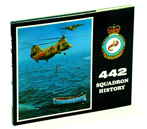 442 Squadron history: MacDonald, G.D.