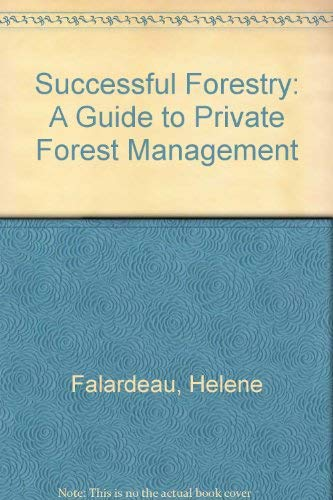 9780660128931: Successful Forestry