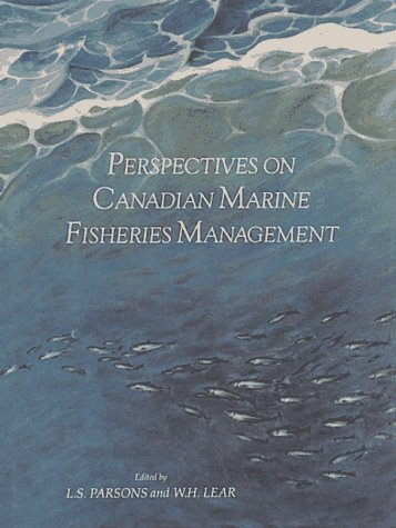 9780660150031: Perspectives on Canadian Marine Fisheries Management (Canadian Special Publication of Fisheries and Aquatic Scienc)