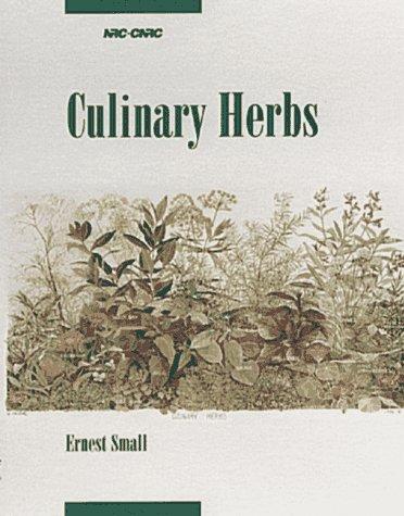 9780660166681: Culinary herbs