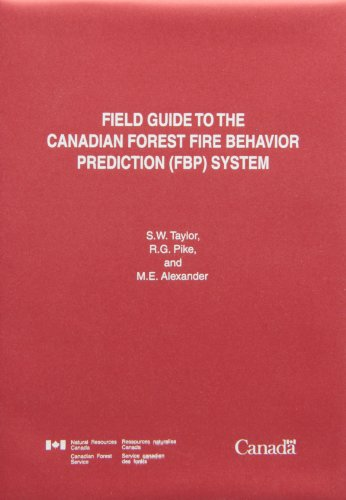 9780660170992: Field Guide to the Canadian Forest Fire Behavior Prediction (FBP) System (Special Report, 11)