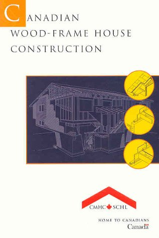 9780660172941: Canadian Wood-Frame House Construction