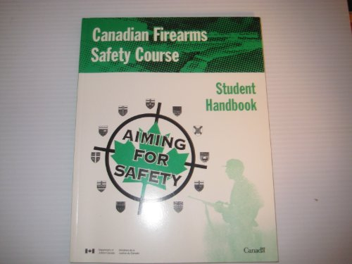 9780660174914: Canadian Firearms Safety Course: Student Handbook, 2nd Edition