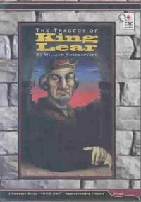 9780660190037: The Tragedy of King Lear