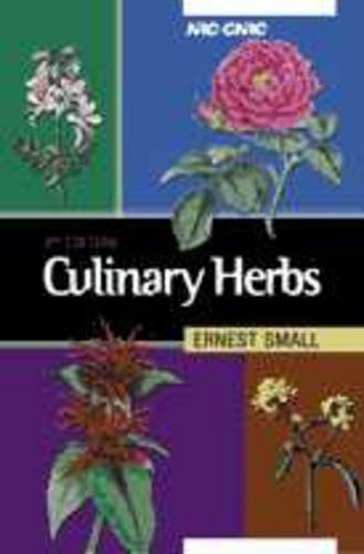9780660190730: Culinary Herbs