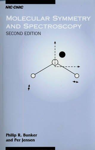 9780660196282: Molecular Symmetry and Spectroscopy