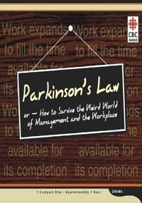 9780660196732: Parkinson's Law: Or-how to Survive the Weird World of Management and the Workplace
