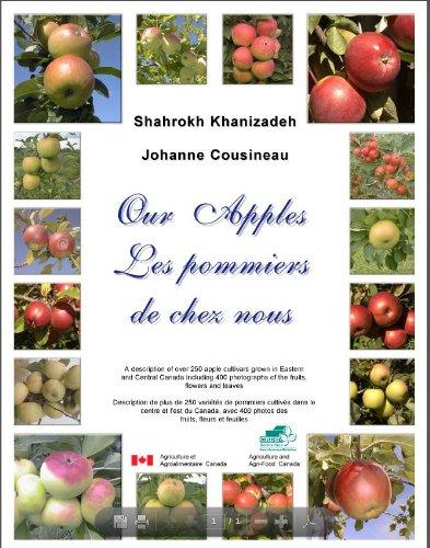 9780660605432: Our apples - Les pommiers de chez nous