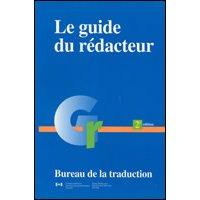 9780660953007: Le Guide Du Redacteur