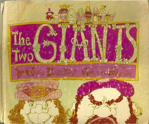 The two giants (A Magic circle book) (0663229898) by Eve Bunting
