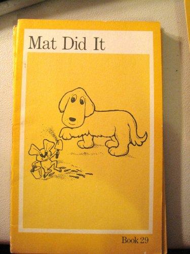 9780663246540: Mat Did It (SWRL, 29)
