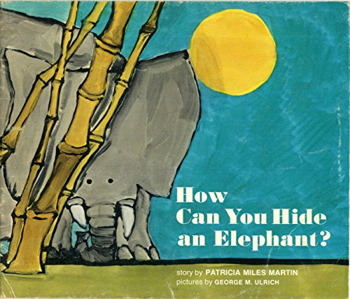 9780663254583: How can you hide an elephant? (A Magic circle book)