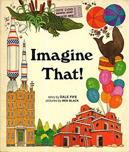 9780663254699: Imagine that! (A Magic circle book)