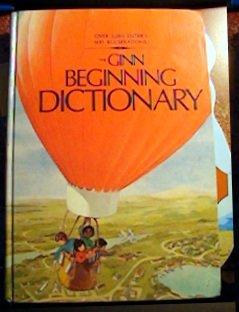 9780663297610: The Ginn Beginning Dictionary