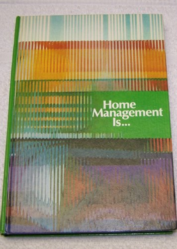 9780663313938: Home Management is...