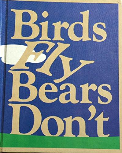 9780663384570: Birds Fly Bears Don't: Level 5