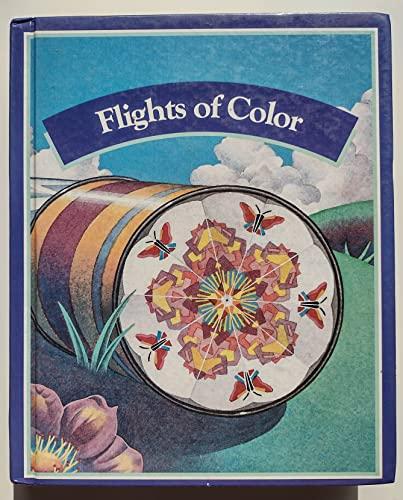 9780663391844: Flights of color, (Ginn Reading Program)