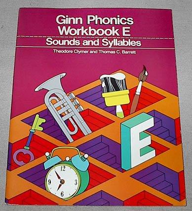 9780663429660: Ginn Phonics Workbook E: Sounds and Syllables (Ginn Word Enrichment Program)