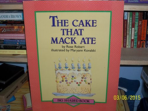 9780663464890: The Cake That Mack Ate