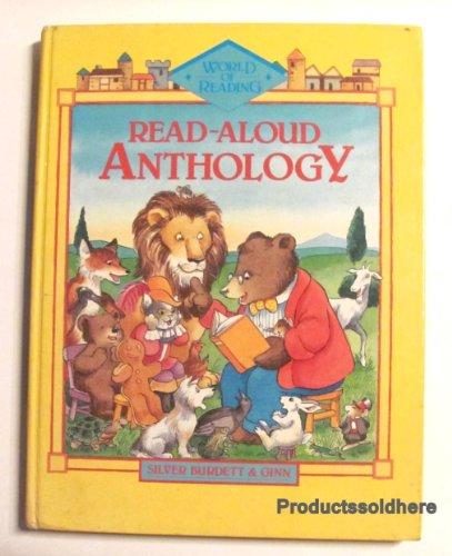 9780663465866: Read Aloud Anthology, Kindergarten (World of Reading Program)