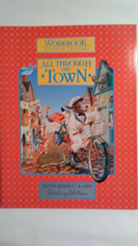 9780663519705: All Through The Town Workbook (World of Reading)