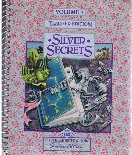 9780663522163: Silver Secrets Teacher Edition Volume 1 (World of Reading, 1)