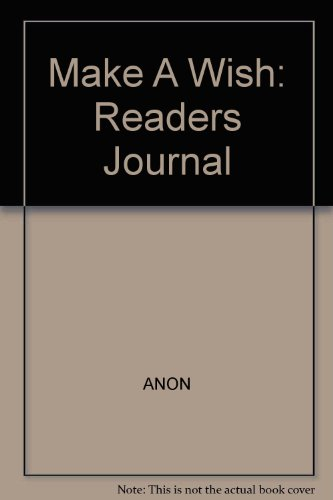 9780663527519: Make A Wish: Readers Journal
