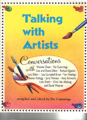 9780663585564: Talking with Artists Conversations with Victoria Chess, Pat Cummings, Leo and Di