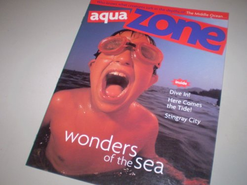 9780663590674: Aqua Zone - Wonders of the Sea