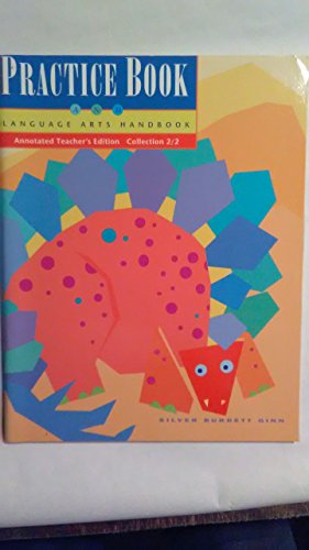 9780663591121: Practice Book and Language Arts Handbook (Annotated Teacher's edition Collection 2/2, Grade 2)