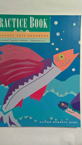 9780663591138: Practice Book and Language Arts Handbook (Annotated Teacher's Edition, Collection 3/1)