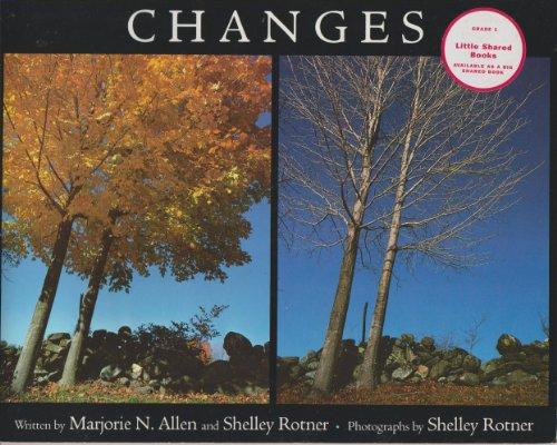 9780663591442: Changes (Grade 1 Little Shared Books)