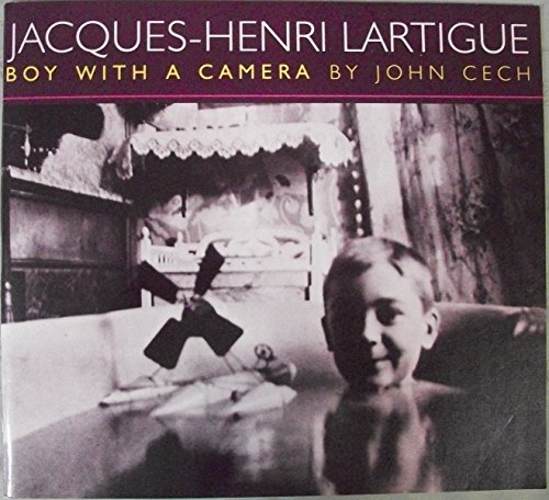 9780663592746: Jacques-Henri Lartigue: Boy with a camera