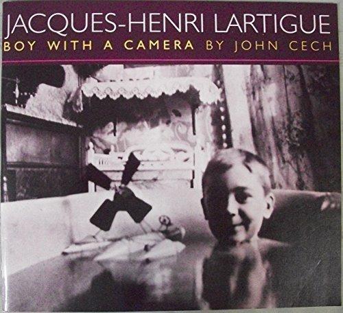9780663592746: Jacques-Henri Lartigue: Boy with a camera