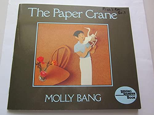 9780663592968: The paper crane