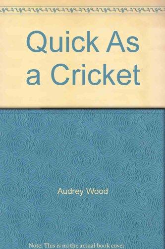 9780663602247: Quick As a Cricket