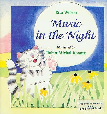 Music in the night (0663602386) by Wilson, Etta