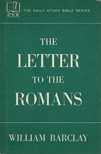 9780664202187: The letter to the Romans