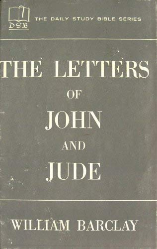 9780664203450: The Letters of John and Jude
