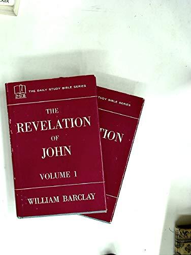 9780664203481: The Revelation of John (2 volumes)