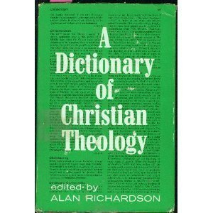 9780664208608: A dictionary of Christian theology