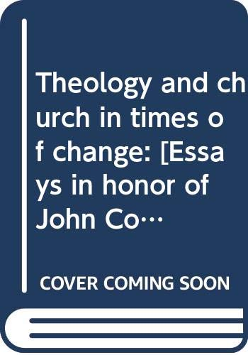 Theology and Church in Times of Change: Edward Le Roy