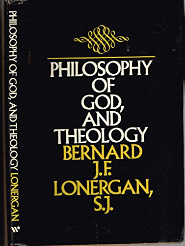 9780664208882: Philosophy of God, and theology,
