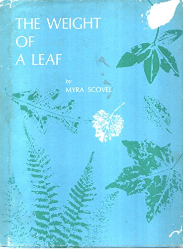 9780664208905: The weight of a leaf